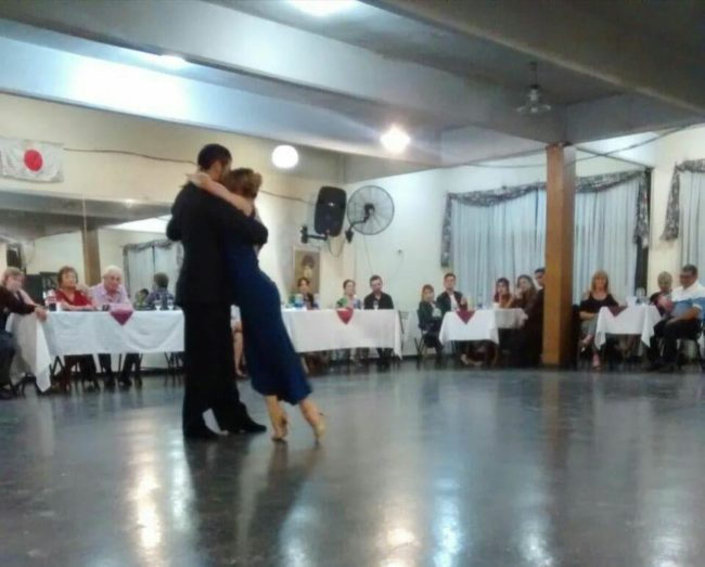 Melodía del Arrabal Milonga